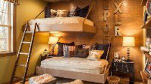 ออกแบบ ห้องนอนเด็ก สไตล์คันทรี่ สวยๆ