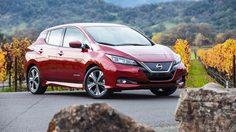 2019 Nissan Leaf E-Plus ขุมกำลังใหม่ 203แรงม้า + ระยะทางไกลขึ้น 321กม.