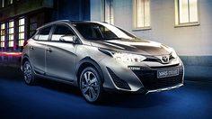 Toyota Yaris Cross 2018 ใหม่ เปิดตัวที่แอฟริกาใต้ ด้วยราคา 7.19 แสนบาท