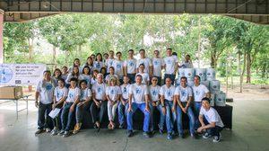 บีเอ็มดับเบิลยู กรุ๊ป ประเทศไทย สานต่อโครงการ แคร์ ฟอร์ วอเตอร์  ปีที่สอง มอบระบบการ กรองน้ำ ให้แก่ชุมชนที่ขาดแคลนในจังหวัด ระยอง
