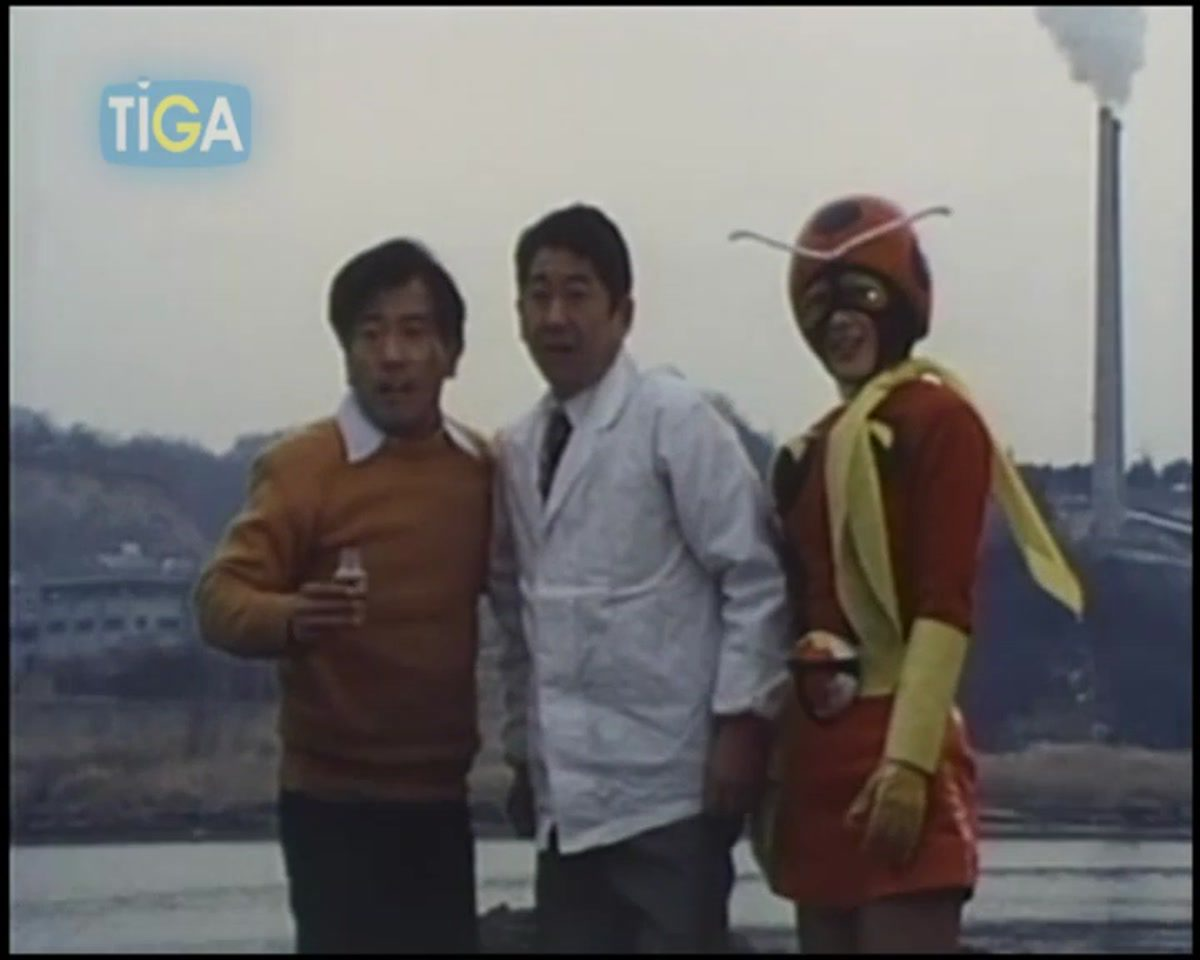 Masked Rider Stronger ตอนที่ 5-3