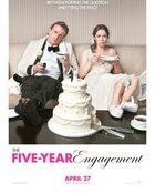 The Five-Year Engagement 5 ปีอลวน ฝ่าวิวาห์อลเวง