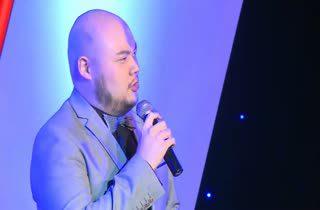 [HD] Live Show : กิต The Voice 2 MThai Top Talk 2014
