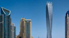 ตึก DNA บิดเกลียวสูงที่สุดในโลก คายาน ทาวเวอร์ ที่ ดูไบ