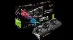 ASUS เปิดตัวการ์ดจอเกมมิ่ง ROG Strix GeForce GTX 1080 Ti ที่ไม่เป็นสองรองใคร