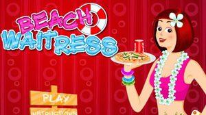 เกมส์ทำอาหารริมทะเล Beach Waitress