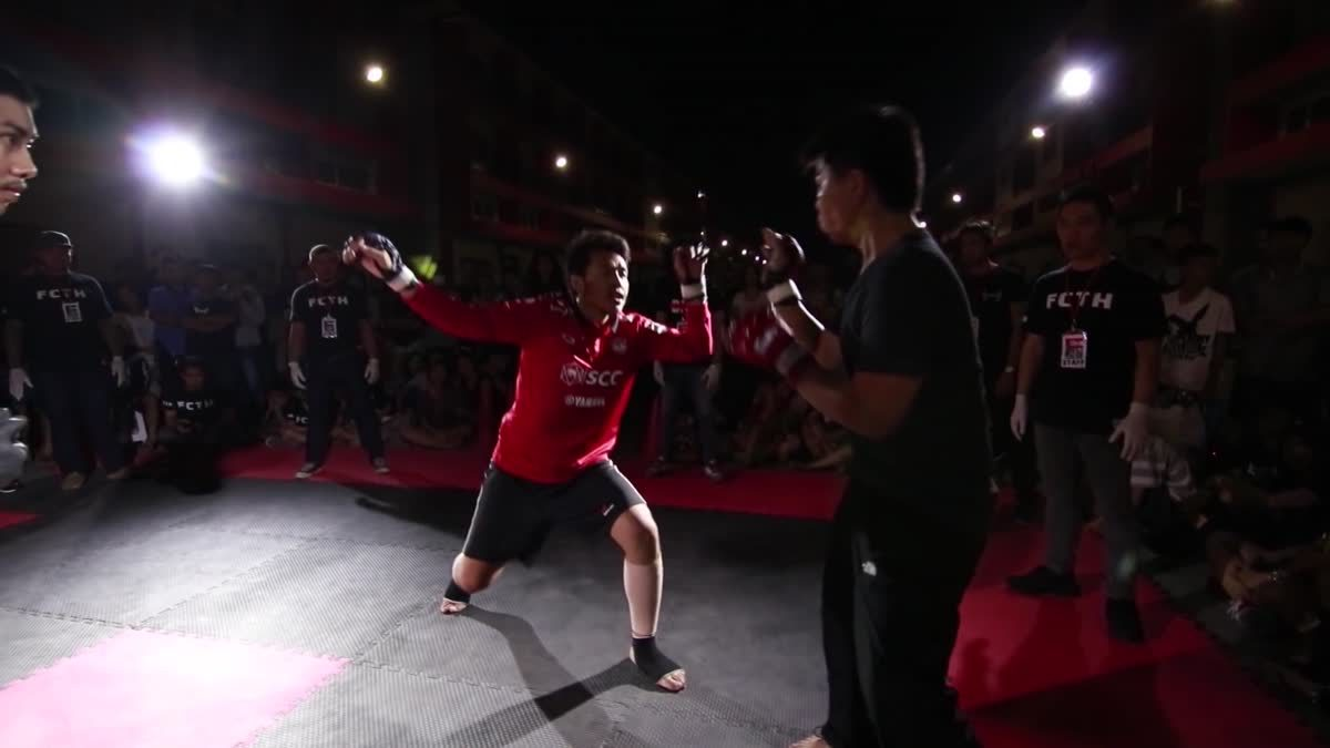 FIGHT CLUB THAILAND มังกรทอง teaser