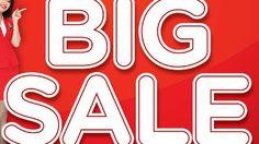 เริ่มแล้ว! โปร Big Sale เริ่ม 0 บาท จาก Air Asia