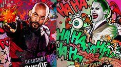 2 คลิปล่าสุดจาก เดดช็อต และ โจ๊กเกอร์ ใน Suicide Squad ทีมพลีชีพมหาวายร้าย