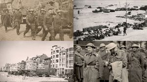 ภาพเบื้องหลังทหารกว่า 80,000 นาย หลังโดนจับเป็นเชลยศึกในสมรภูมิ Dunkirk