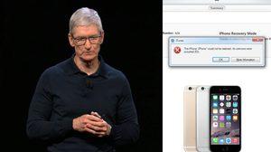 Apple โดนเรียกปรับ 217 ล้านบาท กรณี Error 53 ของผู้ใช้ iPhone ในออสเตรเลีย