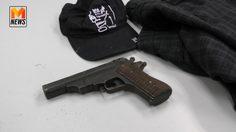 จับแล้วมือยิงหนุ่ม ดับคาแบริเออร์ที่ชัยนาท อึ้งเป็นเยาวชนอายุแค่ 17 ปี