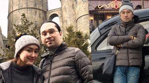 พีธ พีระ ควงภรรยาตะลุยญี่ปุ่น เติมพลังก่อนลุยงานถึงปลายปี!