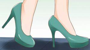 10 ความลับ ใส่รองเท้าส้นสูง ให้ดูเป็นกุลสตรีขึ้นได้
