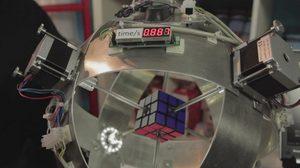 ทำลายสถิติโลก! หุ่นยนต์แก้รูบิค ใช้เวลาแค่ไม่ถึง 1 วินาที! มีคลิป