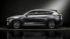 เผยโฉม รถอเนกประสงค์ 7 ที่นั่ง Mazda CX-8 ที่ออสซี่