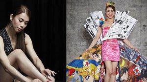 เซเลอร์มูนก็มา ดรากอนบอลก็มี ชุดประจำชาติญี่ปุ่น Miss International Queen 2016