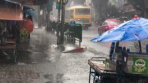 อุตุฯ เตือนทั่วไทยระวังพายุฤดูร้อน ฝนฟ้าคะนองลมแรง