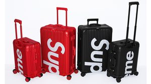 Supreme x RIMOWA คอลเลคชั่น Spring 2018 เอาใจสายแฟชั่นที่รักการเดินทาง