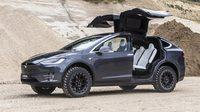 Tesla Model X กับมาดใหม่สุดดุในสไตล์ Off Road Battlecar