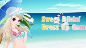 เกมส์แต่งตัวเจ้าหญิงบิกินี่ Sweet Bikini Dress Up