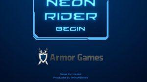 เกมส์รถแข่งวิบาก Neon Rider