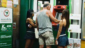แซวแรง! หลังภาพกด ATM ในไทยถูกแชร์ว่อนเน็ต