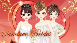 เกมส์แต่งตัวเจ้าสาวฤดูร้อน Summer Brides