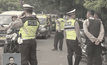 คนร้ายใช้มีดแทงตำรวจในอินโดนีเซีย