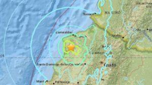 แผ่นดินไหวเอกวาดอร์แรงสั่น6.7ไม่เกิดสึนามิ