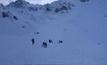 หิมะถล่มในออสเตรีย
