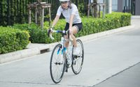 แพท ครรธรส วิริยสุนทร สาวนักปั่นหน้าใหม่ ผู้รักการปั่นจักรยานเป็นชีวิตจิตใจ
