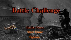 เกมส์เครื่องบินรบ Battle Challenge