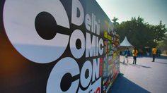 ปล่อยคลิปเปิดตัวงาน Comic Con India 2015!!