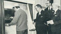 ตู้เอทีเอ็มตู้แรกในโลก