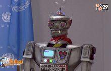 """นักเคลื่อนไหวเรียกร้องควบคุม """"หุ่นยนต์สังหาร"""""""