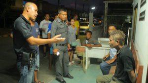 หวิดดับ! เจ้าของแพปลาพังงาถูก 2 คนร้ายบุกยิง พลาดท่าโดนชาวบ้านรุมจับ