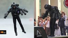 Gravity วางจำหน่าย Jet Suit ชุดไอพ่นสำหรับบิน แรงบันดาลใจจาก Iron Man