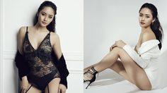 ครั้งแรกการถ่ายแบบเซ็กซี่ของ ใบเตย ธาราทิพย์ บนนิตยสาร Playboy Thailand