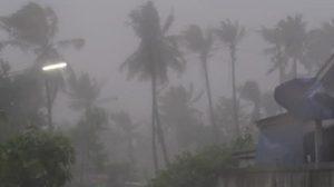 อุตุฯ เผย ไทยตอนบนมีฝนฟ้าคะนอง กทม.-ปริมณฑล ฝนตก 60% ของพื้นที่