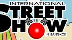 กลับมาสร้างรอยยิ้มอีกครั้ง กับงาน Bangkok Street Show 2014