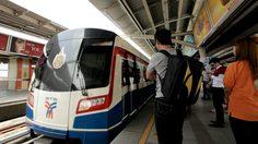 รถไฟฟ้าบีทีเอส ขึ้นค่าโดยสารครั้งที่ 3 เริ่ม 1 ต.ค.นี้