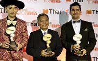 รางวัล ผู้ชายแห่งปี จากงานประกาศรางวัล MThai Top Talk – About 2014