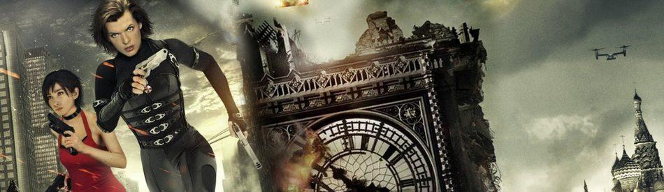Resident Evil : Retribution ผีชีวะ 5 สงครามไวรัสล้างนรก