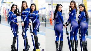 มีแต่สวยๆ!! รวมมิตร พริตตี้ ที่สนาม Chang International Circuit ดูไปก็สบายตายิ่งนัก