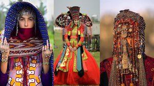 ประชัน!! 17 ชุดแต่งงาน สุดเลอค่า จากหลากวัฒนธรรมทั่วโลก อลังการดาวล้านดวง
