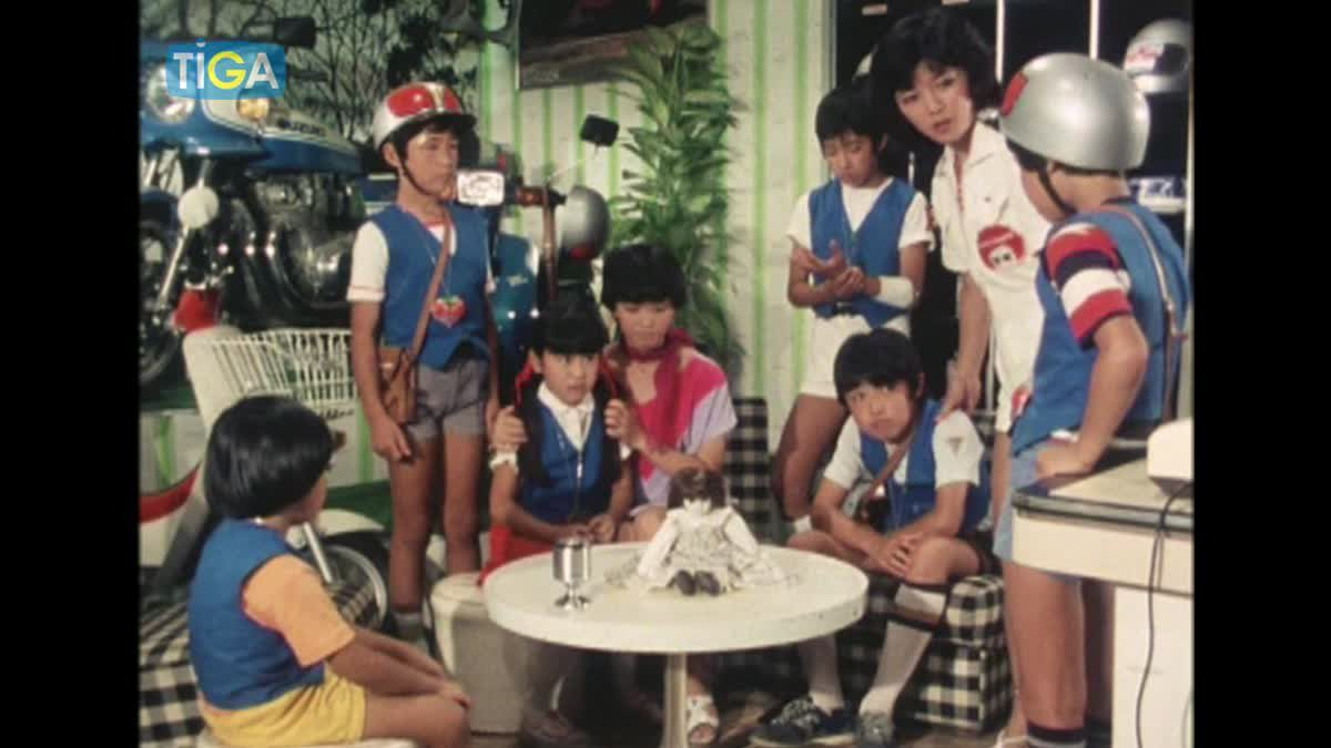 Masked Rider Super One ตอนที่ 46-2