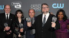ผู้กำกับ The Shape of Water ยิ้มแก้มปริ!! คว้า 4 รางวัล จากเวที 23rd Critics' Choice Awards