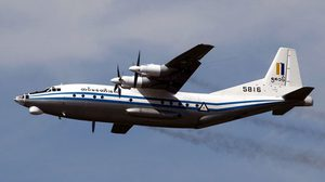 พบซากเครื่องบินของกองทัพพม่าตกทะเล ช่วยผู้โดยสารได้ 20 ชีวิต !!