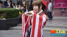 ภาพบรรยากาศภายในงาน Thai-Japan Anime & Music Festival ครั้งที่ 4